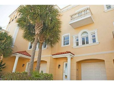 Beautiful $1 Million Mediterranean building, 3/3 plus more, Front of Townhome #7