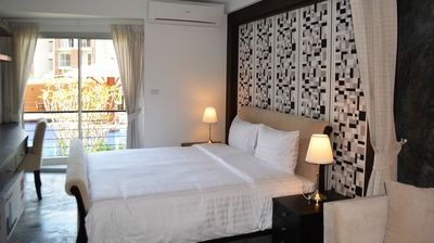 Photo for 34sqm Suite close to the beach