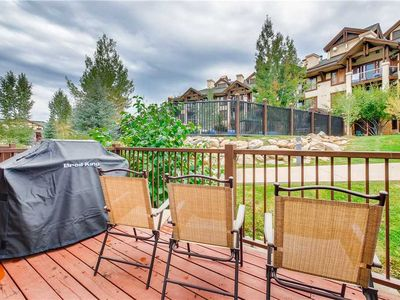 Photo for Beautiful Townhome with Private Hot Tub, Great Summer Getaway