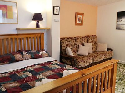 Photo for House in the center of Portree with Parking, Internet, Washing machine, Garden (525322)