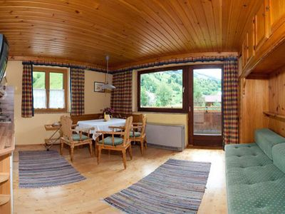 Photo for Type 4 App. Lercheck - living room + 2 bed. - Luggau, guest house