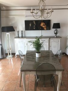 Photo for Apartment up to 4 people right next to the railway station sncf