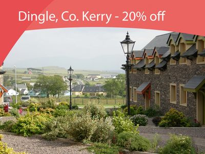 Photo for Dingle Courtyard Cottages (3 Bed - Sleeps 6)