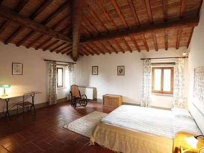 Photo for GREEN - cozy apartment in the Chianti area with pool