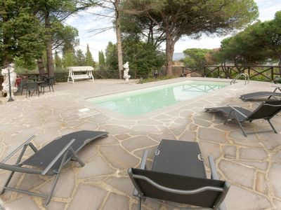 Photo for Vacation home Villa Luna e le Pietre (ARZ250) in Arezzo - 10 persons, 5 bedrooms
