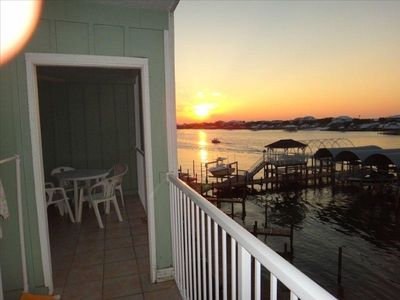 Photo for Beautiful Water Views from every Window +great fishing from our Dock