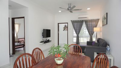 Photo for Seremban 2 Apartment 3R2B for 6-8Pax