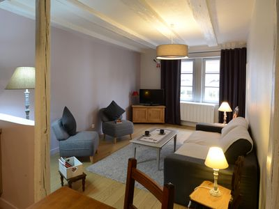 Photo for 1BR Apartment Vacation Rental in Colmar, Grand Est
