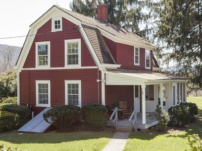 Photo for 3BR Farmhouse Vacation Rental in Vernon Township, New Jersey