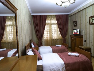 Photo for Grand Central - Deluxe Twin Room with Balcony