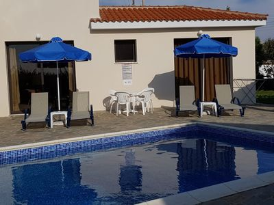 Photo for Villa Waves 1( 100m from the beach)