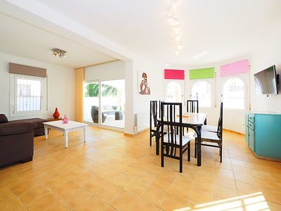 Photo for Vacation home Alberes 28B in Empuriabrava - 6 persons, 3 bedrooms