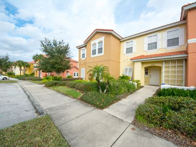 Photo for Private pool, Gated community, Free Wi-Fi, 3 bedrooms