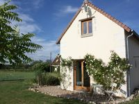 A lovely, well resourced cottage in a v quiet rural location, with beautiful villages close by