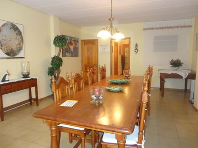 Photo for HOUSE GIRONA, TOWNHOUSE FOR 10 PEOPLE, A 750 METERS FROM THE BEACH