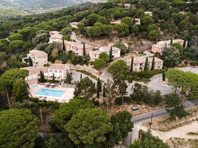 Photo for 3 Bedrooms Apartment for 8 persons - Garden & City Les Bastides de Grimaud 3*
