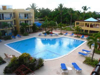 Photo for Relaxing Resort-stile Downtown Location Close to Beaches & all Amenities