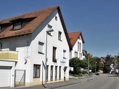 Photo for Single room with WC and shower / bath - Hotel Hirschengarten