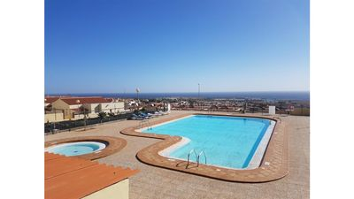 Photo for SWIMMING POOL AND TERRACE FOR YOUR REST