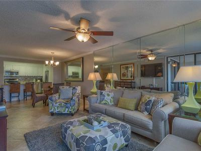 Photo for Unit #117B: 2 BR / 2 BA gulf view in Destin, Sleeps 6