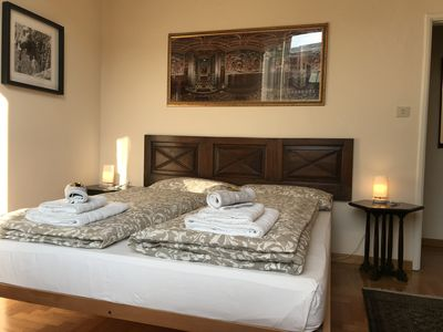 Photo for Florence San Lorenzo Suite overlooking the Medici Chapels - Free WiFi