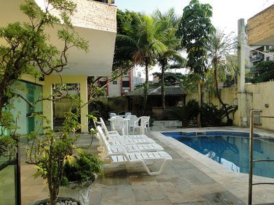 Photo for ENSEADA GUARUJÁ HOUSE FOR SEASON RENTAL - ACCOMMODATION 45 PEOPLE