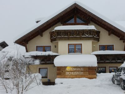 Photo for Spacious apartments in top ski Zugspitzarena