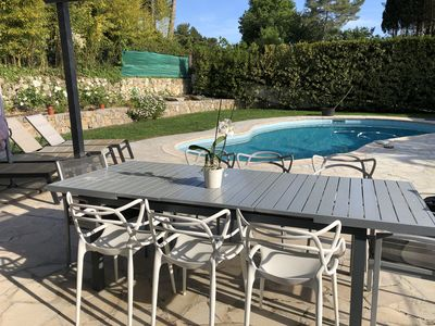 Photo for Villa with pool - Near Royal Golf de Mougins