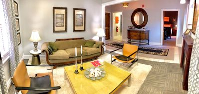Photo for Amazing Location! Villas at Sweet Spring, Luxury in Downtown, Fine Finishes, Reserved Parking