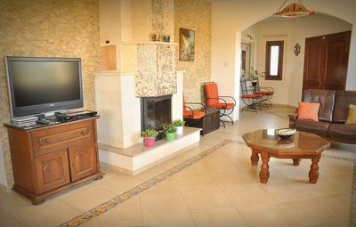 Photo for Large 6 Bedrooms  Property - Villa Myrto
