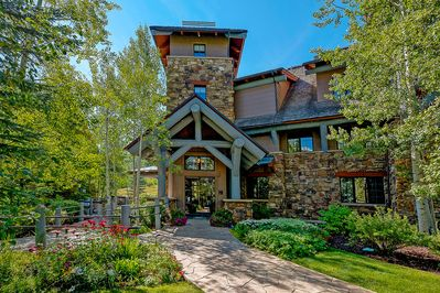 Exterior - Welcome to Bear Paw Lodge in Exclusive Gated Bachelor Gulch Community