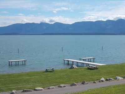 Photo for Spectacular Remodeled Condo on Flathead Lake - #2