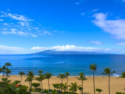 Photo for Maui Resort Rentals: Marriott's Maui Ocean Club 1BR Oceanfront Villa - New Lahaina and Napili Towers
