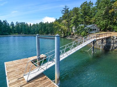 Photo for Large, Spacious Waterfront Home with 32' Dock. Incredible!