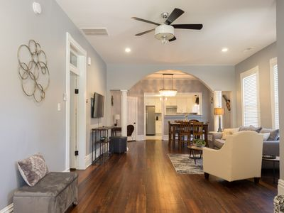 Photo for Spacious Home Very close to Midtown/Overton Square, Off Street secured parking