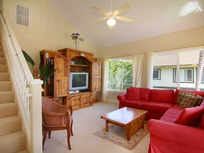 Photo for Executive Suite 3 bed/3 bath spacious condo with central A/C!
