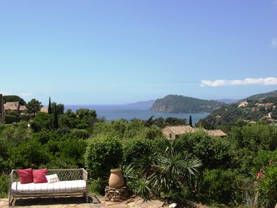Photo for 4BR Villa Vacation Rental in Rayol-Canadel-Sur-Mer, Provence-Alpes-Côte-D'Azur