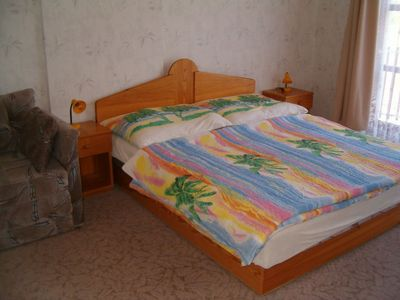 Photo for Vacation home Balaton H420 in Balatonmariafurdo - 8 persons, 3 bedrooms