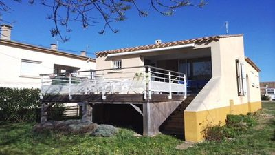 Photo for 2BR House Vacation Rental in Agde, Occitanie
