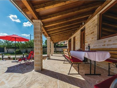 Photo for Holiday house Benkovac for 6 - 8 persons with 3 bedrooms - Holiday house