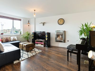 Photo for Musician 1 Bed Apt w/Balcony in Camden Town