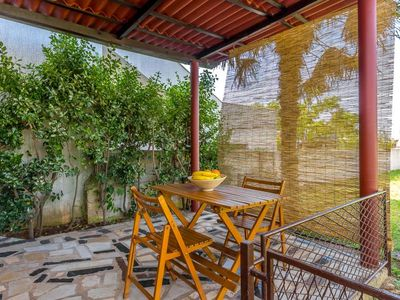Photo for Cozy cottage with kitchen, air conditioning, terrace and barbecue