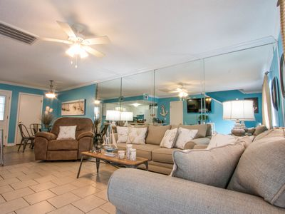 Photo for 2bd/2ba w/sleeper~Centrally located in PCB, FREE Activities  W/ Every stay