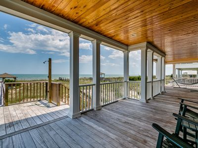 Photo for Spectacular Oceanfront home located on North Litchfield's Peaceful and Pristine Beaches.