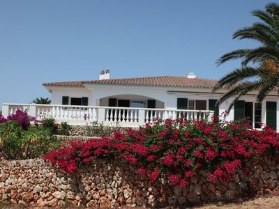 Photo for Fantastic villa with private pool and sea views close to the beach for up to 7 persons