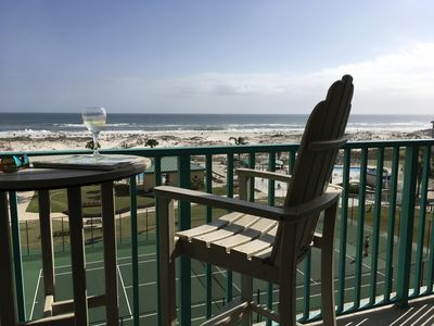 Photo for Go to VRBO.com/929518 to book this 2 BR 2BA condo with DIRECT Gulf views.