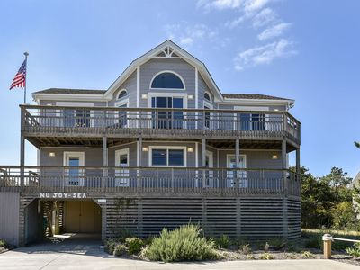 Photo for Only 2 minute walk to beach, Private Pool and Hot Tub. Located in Ocean Hill