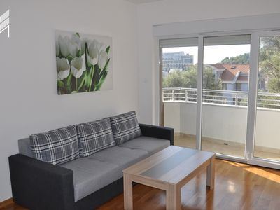 """Photo for 2-bedroom apartment in Becici """"Oliva 62"""""""