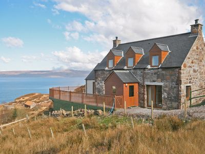 Photo for 3 bedroom accommodation in Fearnmore, near Applecross