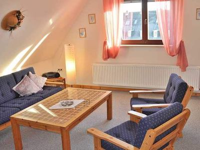 """Photo for Holiday house Stückmark, """"Apartment 4"""" - """"Haus Stückmark"""" 4 Apartments tw. with ocean view"""